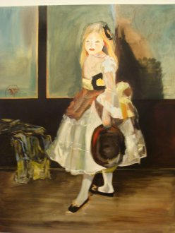 Juliana Romano at Marvelli Gallery