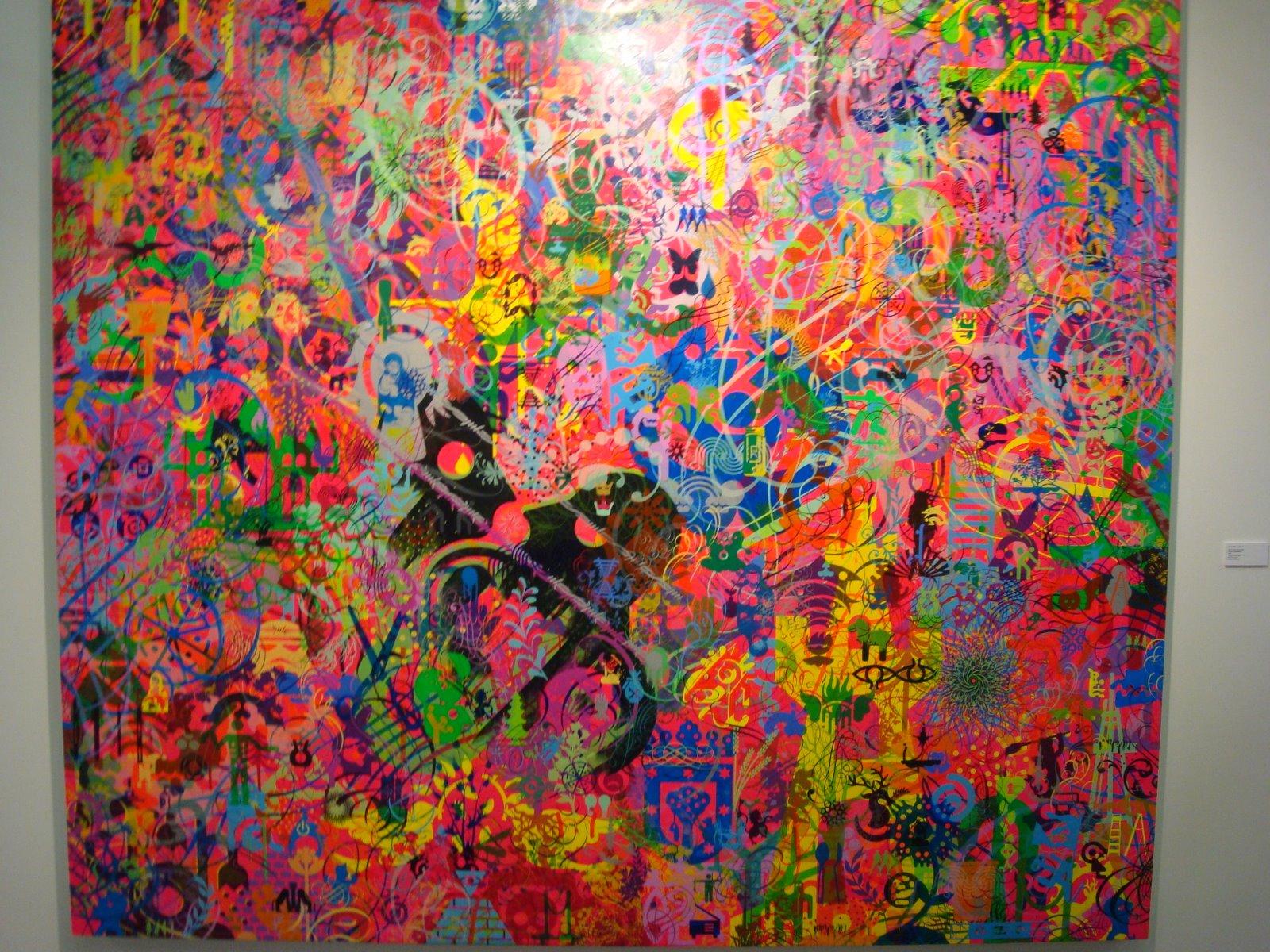 Jon Kessler and Ryan McGinness at Deitch | ArtJetSet