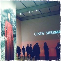 Cindy Sherman at the MoMA (2)