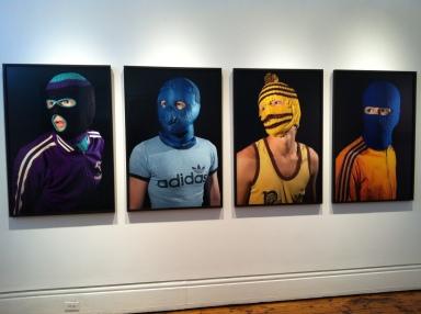 Miles Collyer at Paul Petro