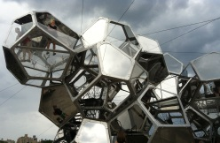 Tomas Saraceno Cloud City Metropolitain Museum (6)