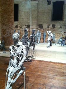 Pawel Althamer Venice Biennale